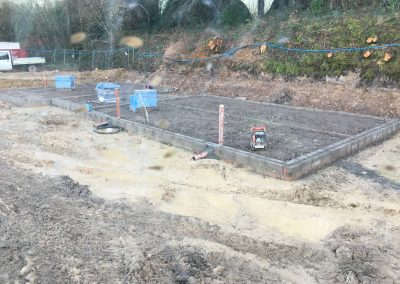 Foundations Block and Beam